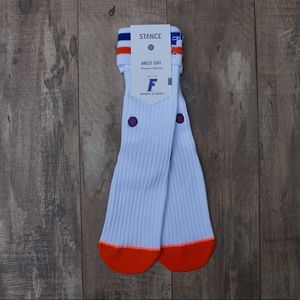 Stance Gators University of Florida Anklet Socks